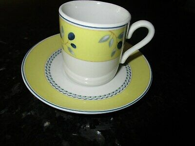 £8 • Buy Royal Doulton Blueberry Demi Cup And Saucer