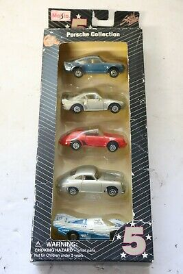 $ CDN13.67 • Buy Maisto 5 Pack Car Porsche Collection Diecast