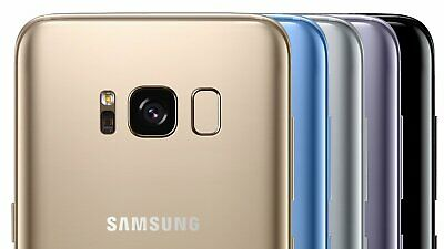 $ CDN291.41 • Buy New In Sealed Box Samsung S8+ PLUS G955 USA UNLOCKED SMARTPHONE/Coral Blue/64GB