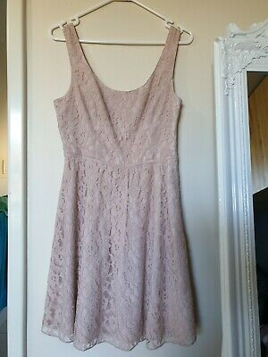 AU10 • Buy Forever New Dress Beige / Nude Size 10