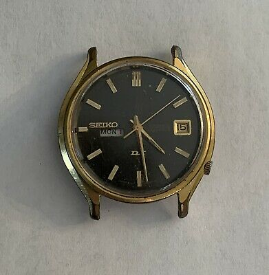 $ CDN151.24 • Buy Vintage Seiko 6106 DX Automatic 25 Jewels Sealion M110 Mens Watch (Parts/Repair)