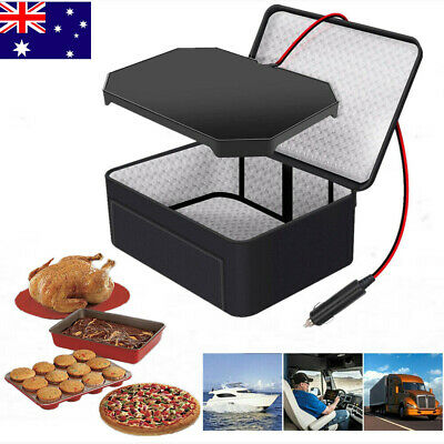 AU37.99 • Buy Portable Electric Microwave Oven Lunch Box Food Heater Personal For Car Truck