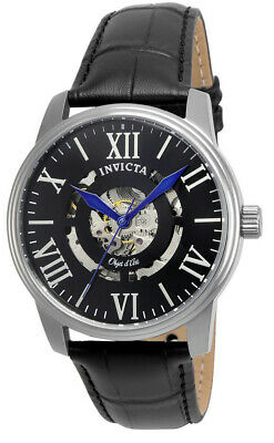 $ CDN1.20 • Buy Invicta Objet D' Art 22600 Men's Black Roman Numeral Automatic Analog Watch