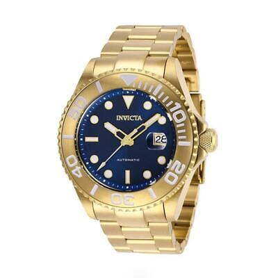 $ CDN1.20 • Buy Invicta Pro Diver 27307 Men's Round Navy Blue Analog Date Automatic Watch