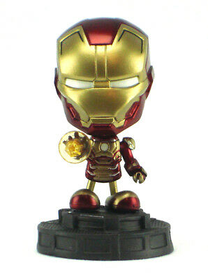 $ CDN12.08 • Buy Hot Toys Cosbaby Iron Man 3 Movie Figure Marvel Comics New
