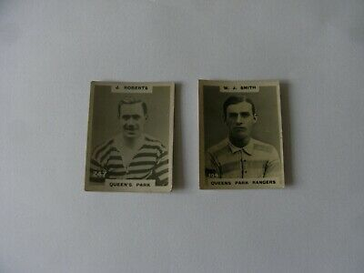£1.50 • Buy 2 Different Pinnace Photo Cards Football.  Queens Park Rangers  1922,