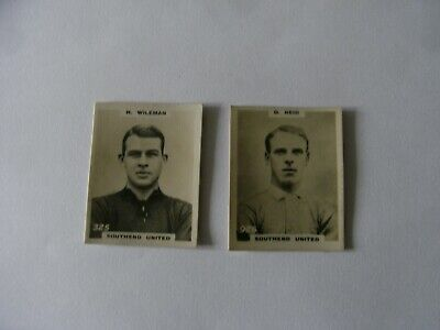 £1.50 • Buy 2 Different Godfrey Phillips Pinnace Cards Football.  Southend United. 1922.