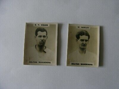 £1.50 • Buy 2 Different Godfrey Phillips Pinnace Cards Football.  Bolton Wanderers   1922,