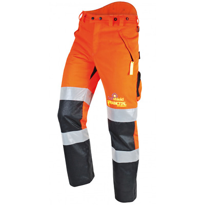 £96.99 • Buy Chainsaw Trousers Protection Type C Class 1 Orange Size Large