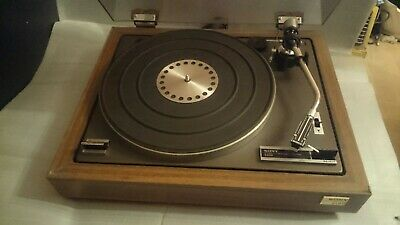 AU399.99 • Buy Very Nice Classic Sony Ps-5100 Turntable Record Player Made In Japan