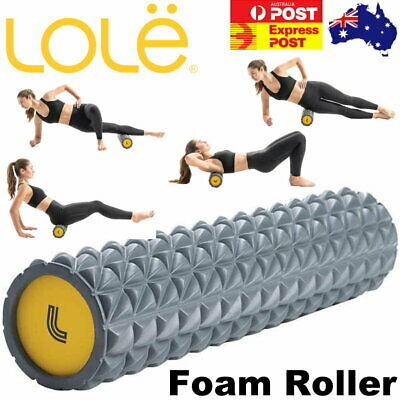 AU47.95 • Buy Lole Prima High Density Eva Foam Roller Physio Gym Sport Yoga