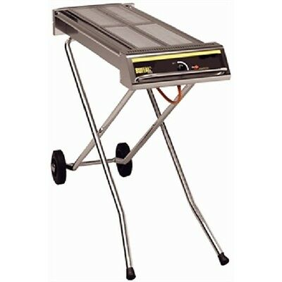 £714.25 • Buy Buffalo Folding Propane Gas Barbecue On Wheels - P111  Catering BBQ Commercial
