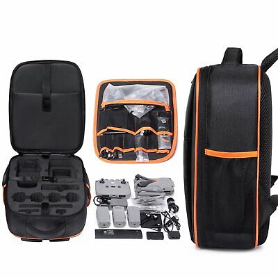AU74.16 • Buy Nylon Portable Travel Storage Case Backpack For DJI Mavic Air 2S RC Accessories