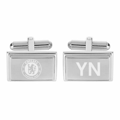 £29.95 • Buy Chelsea Cufflinks - Personalised Crest For Dad
