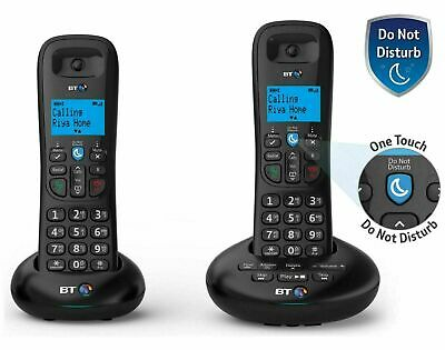 £24.99 • Buy BT 3570 Twin Cordless Telephone With Digital Answer Machine Speaker & Caller ID