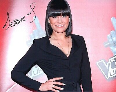 £0.99 • Buy Signed Photo Of Jessie J 10 X8  With Certificate Of Authenticity
