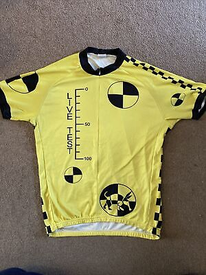 £20 • Buy Foska Live Test Cycling Jersey - Large ***Support A Cancer Charity***