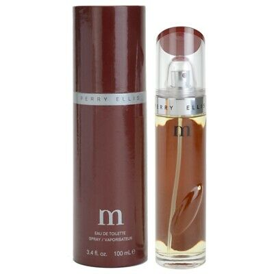 $30 • Buy PERRY M By Perry Ellis Edt 3.4/3.3 Oz For Men
