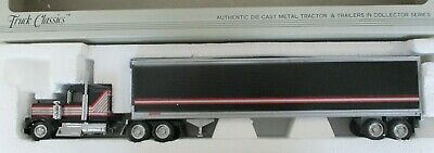 $ CDN24.19 • Buy TONKIN #K8541 1:53 KENWORTH W900B TRACTOR W/FRUEHAUF 48' TRAILER In ORIG BOX