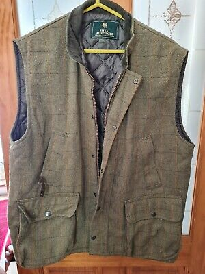 £19.99 • Buy Men's Waist Coat By Royal Acropole Original Country Wear Size XL