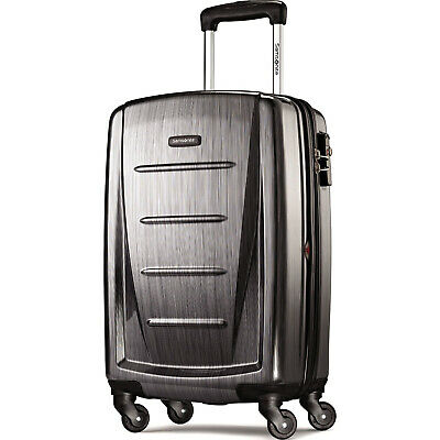 """View Details Samsonite Winfield 2 Fashion HS Spinner 20"""" - Charcoal • 109.00$"""