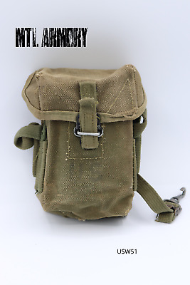 $18.73 • Buy Us Army Canvas M1956 Ammo Pouch
