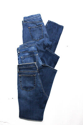 AU42.47 • Buy Citizens Of Humanity Alexa Chung For AG Womens Jeans Blue Size 28 26 25 Lot 3