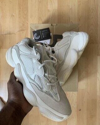 $ CDN408.79 • Buy Yeezy 500 Blush (UK 10) Worn Once  - Same Day Postage Next Day Delivery
