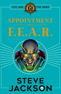 AU13.14 • Buy Fighting Fantasy: Appointment With F.e.a.r. Am Jackson Steve