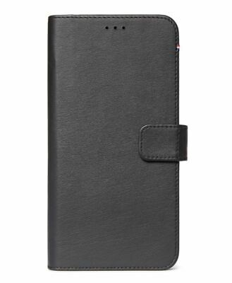 $ CDN5.12 • Buy For Samsung Galaxy Note 8 Black Leather Bookcase Shockproof Stand Wallet Cover