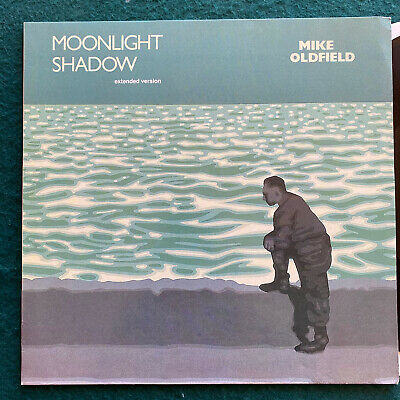 £9.95 • Buy MIKE OLDFIELD Moonlight Shadow (EXTENDED) 1983 VIRGIN 2k 12  VINYL NEAR MINT