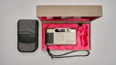 $ CDN2045.49 • Buy CONTAX T2 - Mint Condition - Limited Edition Contax Italy Anniversary