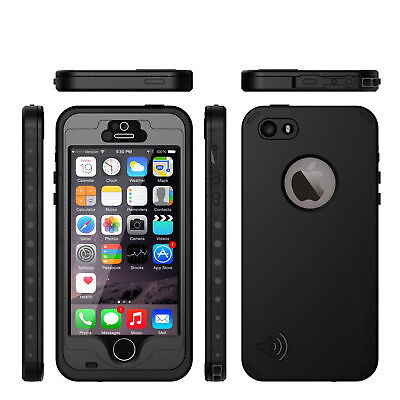 AU26.99 • Buy For Iphone 6 6s Stealth Waterproof Shockproof Dirt Proof Life Phone Cover Case