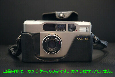 $ CDN435.16 • Buy Genuine Products Contax T2 Leather Camera Case