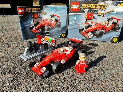 £19.99 • Buy Lego Speed Champions Scuderia Ferrari (75879) Boxed, Complete With Instructions