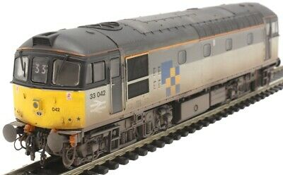 £149.99 • Buy Heljan 3453 Class 33/0 33042 In Railfreight Construction Sector Livery - Wethd