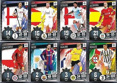 £1.95 • Buy Match Attax 101 2020/21 Choose Your Base Cards From The List Numbers 1-128