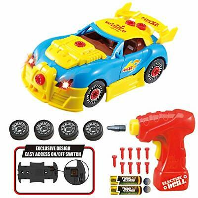 £13.95 • Buy Think Gizmos New Take Apart Toy Racing Car Set - Build Your Own Toy Kit