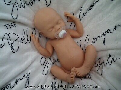 $ CDN1014.22 • Buy ▪ The Silicone Doll Company▪ BLANK UNPAINTED Full Body Baby Girl ▪ Drink/Wet▪