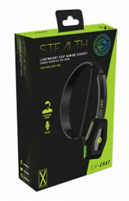 AU18.28 • Buy Xbox One Headset Series X S Stealth Wired 3.5mm Stereo Headphones Mic New