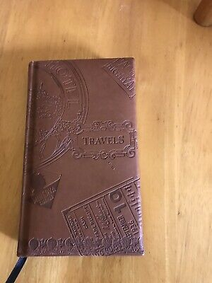 £6 • Buy Leather Travel Journal