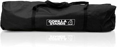 £33.99 • Buy Gorilla Stands High Quality PA Speaker Tripod Stands Kit With Bag Stand DJ Disco