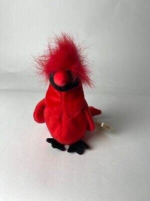 $325 • Buy MAC The Cardinal Ty Beanie Baby SUPER RARE MINT LIMITED EDITION Retired W/ERRORS