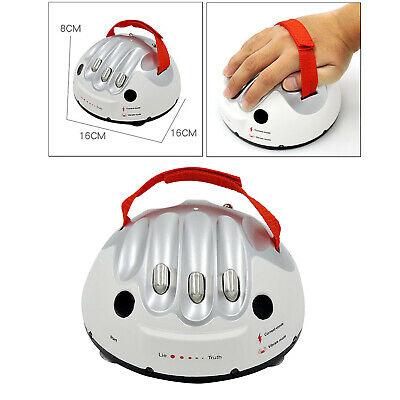 £9.79 • Buy Tricky Lie Detector Shocking Liar Funny Adult Polygraph Test Micro Electric