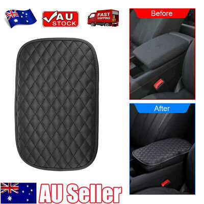 AU10.55 • Buy Car Armrest Accessories Cushion Cover Center Console Box Pad Protector Universal