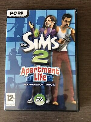 £18 • Buy The Sims 2 PC Game Apartment Life