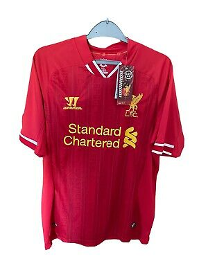 £44.99 • Buy Liverpool FC Warrior Home Shirt 2013-14 Size: L Brand New With Tags