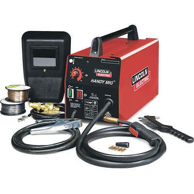 £327.72 • Buy LINCOLN ELECTRIC K2185-1 MIG Welder,Handy MIG Series,Phase 1