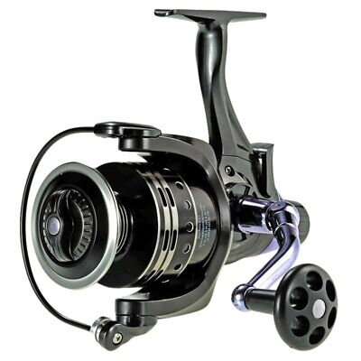 AU30.98 • Buy Coonor 11+1Bb  Fishing Reel Gt4:7:1 Right/Left Handle Dual Brake System Carp