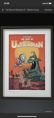 $80 • Buy 🔥 VeVe NFTThe Rise Of Ultraman #1 — Skottie Young Uncommon Sold Out🔥🔥FE#4855